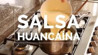 Salsa Huancaina - Hispanic Kitchen
