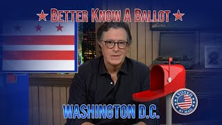 "Washington D.C., Confused About Voting In The 2020 Election? ""Better Know A Ballot"" Is Here To He… thumbnail"