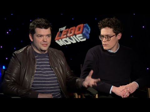 """Christopher Miller and Phil Lord - the men behind """"Spider-Man: Into the Spider-Verse"""" - say animation is much more than just a genre of movie making. (Feb. 15)"""