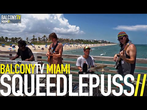 SQUEEDLEPUSS - OH SO SWEET (BalconyTV) online metal music video by SQUEEDLEPUSS