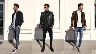 MENS OUTFIT INSPIRATION | FALL FASHION 2018 | EASY FALL OUTFITS FOR MEN