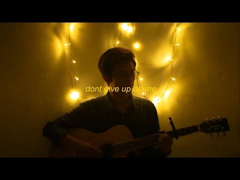 Don't Give Up On Me - Andy Grammer (Cover) by ariqwahyu