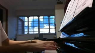 嵐 ARASHI - Blue (piano cover)
