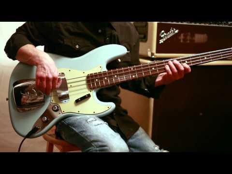 1960 Fender Custom Shop Bass Demonstration/Review