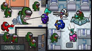 Among Us Zombie Ep 22 BOSS Fight - Animation