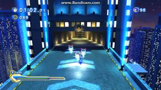 preview picture of video 'Sonic Generations: Sonic auf dem Speed Highway'