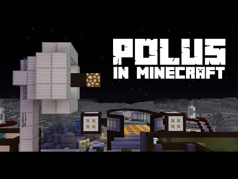 Among Us Polus Map By Smiley Director Minecraft Map