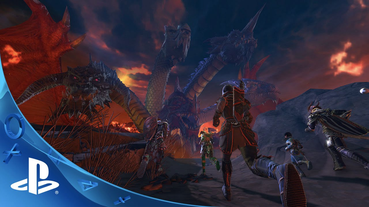 Neverwinter Coming to PS4 This Summer