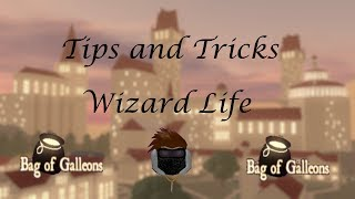 Wizard Life Tips And Tricks