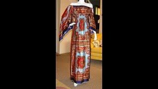 Дизайнерские идеи для одежды из платков. Сможет сшить даже новичок.