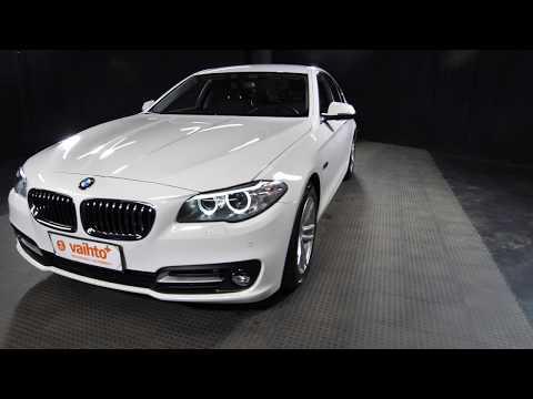 BMW 5-SARJA Sedan 518d A Busin Exclusive Edition, Sedan, Automaatti, Diesel, ZLE-131