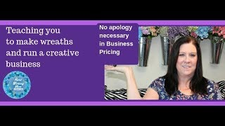 Thursday Business Tip No Apologies Necessary in Business
