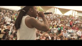"""Ace Hood Performs """"Ballin Like A B*tch"""" In Miami At Best Of The Best Concert!"""