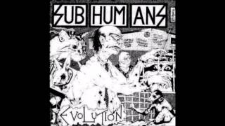 Subhumans - Evolution (Full EP)