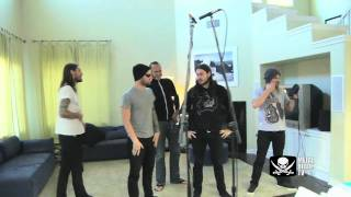 """As I Lay Dying """"The Powerless Rise"""" Studio Clip #7"""
