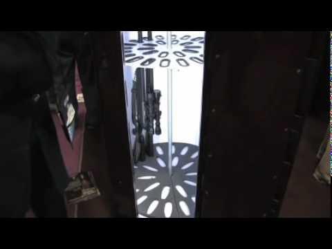 Pendleton Revolving Gun Safes