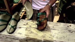 Leather Sandals Workshop Nafplio_Greek Sandals