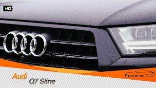 Осмотр Audi Q7 Sline, ПЯТЬ ЛЕТ ЗАВОДСКОЙ ГАРАНТИИ /// Автомобили из Германии