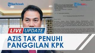 Wakil Ketua DPR Azis Syamsuddin Tak Penuhi Panggilan KPK atas Kasus Dugaan Suap di Lampung Tengah
