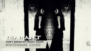 New Video - Don't break my heart again