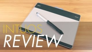 Wacom Intuos Pen and Touch Review! (CTH480)