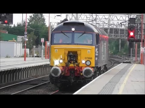 Stafford Railway Station Overnighter - 16th & 17th July 2019