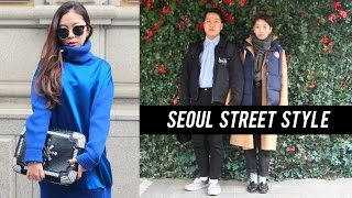Garosu-gil|Korean Street Style 가로수길 스트릿 패션