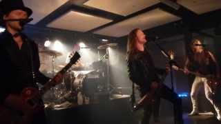 D-A-D - Empty Heads LIVE - Næstved 26.02.2014