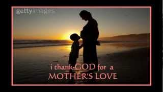 mother's love by: Jim Brickman