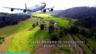 Juan Santamaría International Airport, Costa Rica