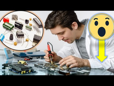 Complete Electronics Course All detail पूरा ... - YouTube
