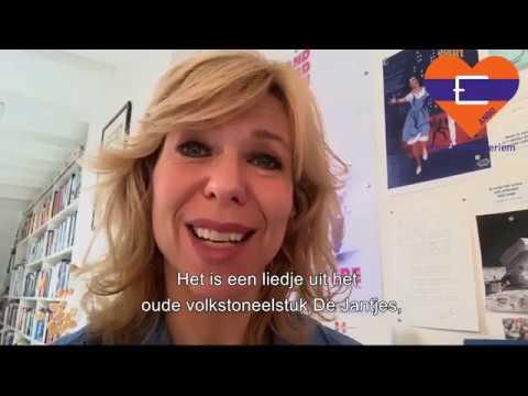 Hart onder de riem van Claudia de Breij