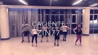 Zumba Fitness - Caliente (Reggaeton) ZIN77   Choreography By Zumba® Fitness