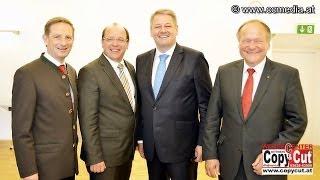 preview picture of video '27. 6. 2014 - Pressekonferenz des Landesagrarreferentenkongress - CCM-TV.at'