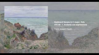 Keyboard Sonata in C major, Hob. XVI:48