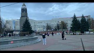 «История моего города». Красноярск. Экскурсия по городу