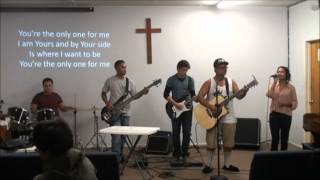 """Oct. 12th. 2012 G.T.G.C. Youth Group Meeting Guest Youth Worship Band """"Arise"""""""