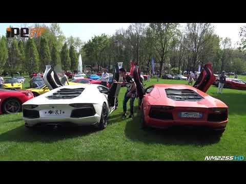 Lamborghini Aventador w/ iPE Exhaust