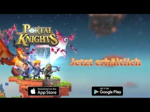 Portal Knights | Mobile-Trailer | iOS, Android | Deutsch