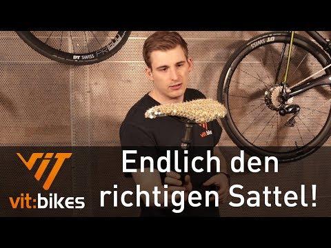 Welcher SQLab Sattel für deinen Hintern? - vit:bikesTV