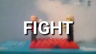 Уичные драки.Лего.