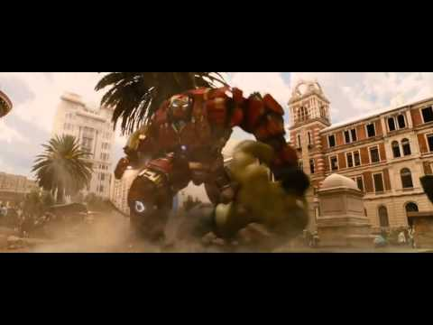 Age of Ultron - Hulk Smash Scenes