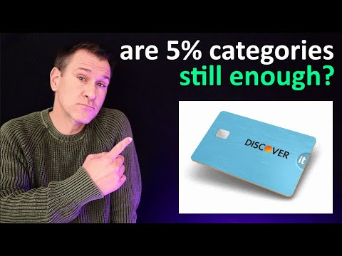 Discover it Credit Card Review 2021 - Is Discover Card still competitive?
