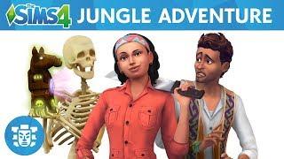 videó The Sims 4: Jungle Adventure