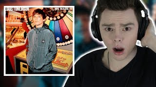 NEVER Listened to WE MADE IT - Louis Tomlinson Reaction