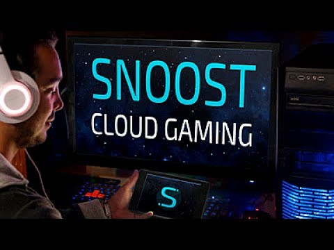 Snoost Cloud Gaming Review & Gameplay 2018