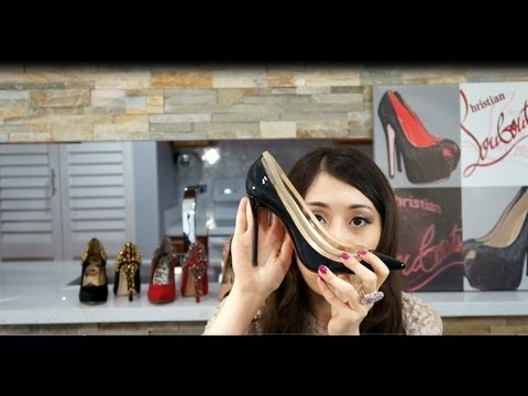 Wear and Tear Review: Christian Louboutin 100mm Pumps Protect Your Pumps (HD)