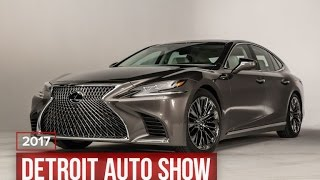 2018 Lexus LS gets feisty with aggressive looks and powerful twin-turbo V6