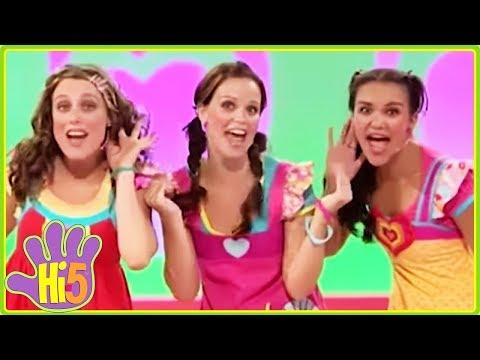 Hi-5 Songs | Spin Me Around & More Kids Songs - Hi-5 Season 11 Songs Of The Week