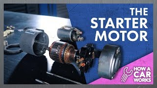 Episode No.127 - The Starter Motor